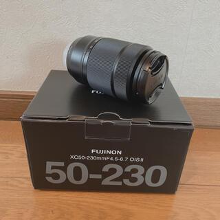 富士フイルム - 【美品】FUJIFILM XC50-230mmF4.5-6.7IOSⅡ レンズ