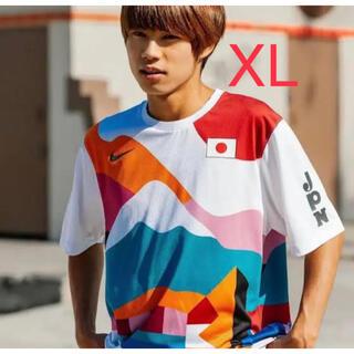 NIKE - Nike SB PARRA CREW JERSY Japan 堀米選手着用 XL