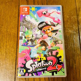 Nintendo Switch - Nintendo Switch「スプラトゥーン2」