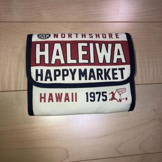 ハレイワ(HALEIWA)の【お得!】HALEIWA HAWAII 母子手帳ケース 多数収納(母子手帳ケース)