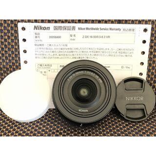 Nikon - 1354 ほぼ新品! 1年保証! Nikon Z 16-50mm ニコン