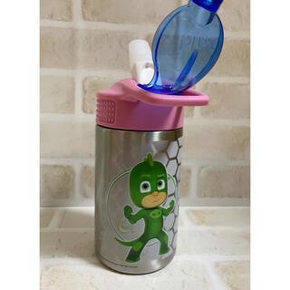 【パジャマスク】水筒 ストローマグ PJ MASKS(水筒)