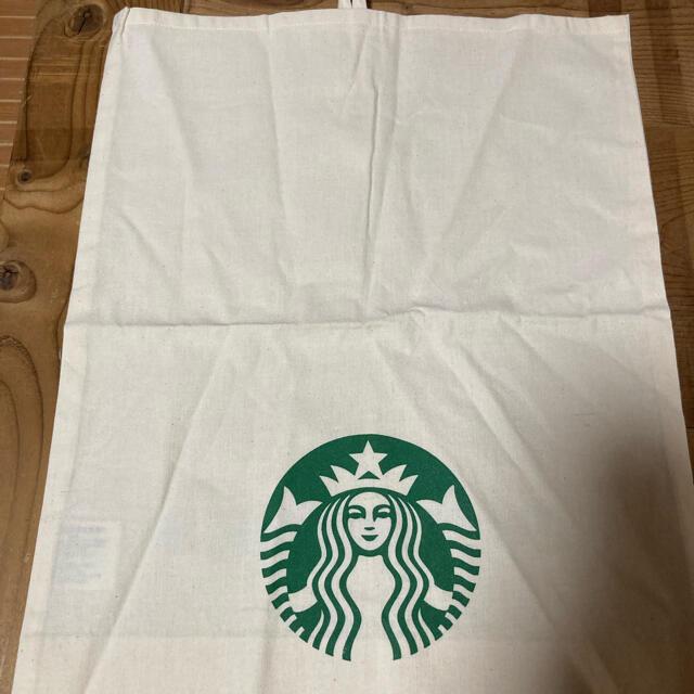 Starbucks Coffee(スターバックスコーヒー)のスタバ 巾着 レディースのファッション小物(ポーチ)の商品写真