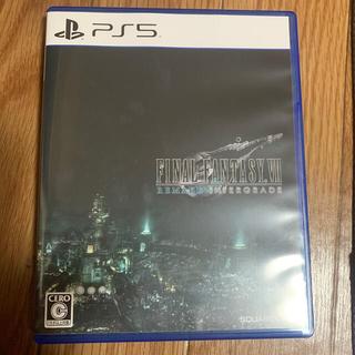 PlayStation - ファイナルファンタジーVII リメイク インターグレード PS5