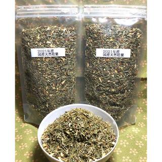 2021年産 国産天然松葉茶 50g×3袋(健康茶)