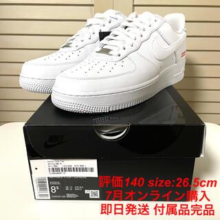 Supreme - 新品 Supreme Nike Air Force 1 Low 白 26.5cm