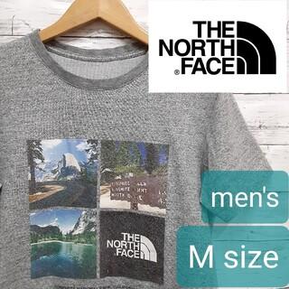 THE NORTH FACE - ✨美品✨THE NORTH FACE(ザノースフェイス)  スクエアロゴTシャツ