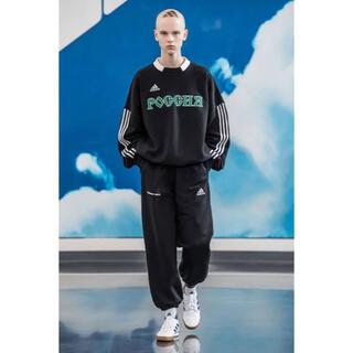 COMME des GARCONS - GOSHA RUBCHINSKIY adidas woven トラックパンツ