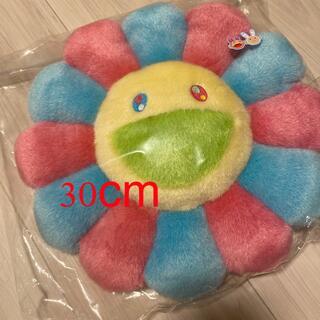 モマ(MOMA)の村上隆 お花 フラワー クッション 30cm(その他)