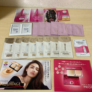 MAQuillAGE - エリクシール マキアージュ  プリオール KNOLL TSUBAKI まとめ売り