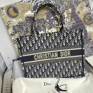 Christian Dior - Dior  ブックトート スモール バッグ