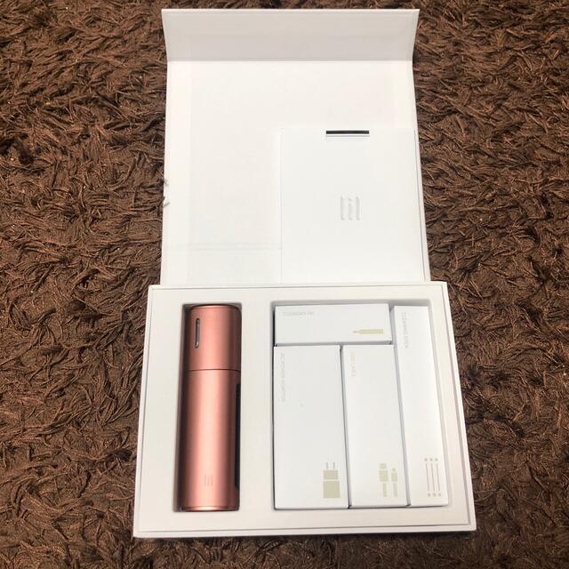 IQOS(アイコス)のiQOS lil HYBRID メンズのファッション小物(タバコグッズ)の商品写真