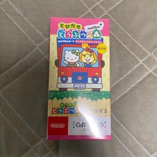 Nintendo Switch - サンリオamiiboカード 復刻版 1BOX 15パック あつまれどうぶつの森