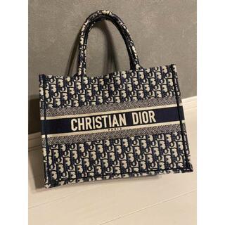 ディオール(Dior)のChristian Dior ブックトートバッグ(トートバッグ)