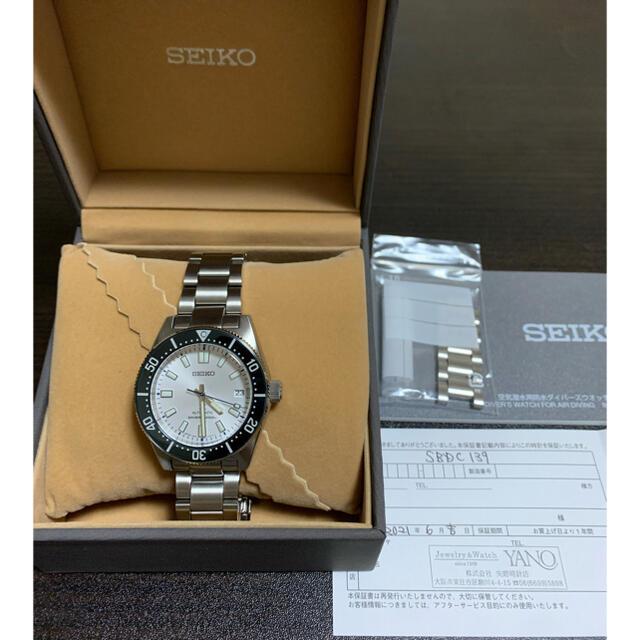 SEIKO(セイコー)のロック様専用  セイコーダイバーズウォッチ メンズの時計(腕時計(アナログ))の商品写真