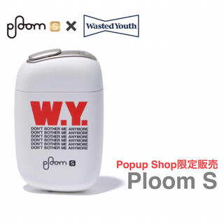 Supreme - 【新品未使用レア】Wasted Youth × Ploom S:スターターキット