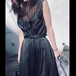 Ameri VINTAGE - ameri vintage BUSTIER ROMPERS DRESS