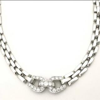 Cartier - CARTIER カルティエ パンテールエトリエール ダイヤモンド ネックレス