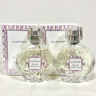 JILLSTUART - ジルスチュアート 香水 オード ホワイトフローラル 50ml