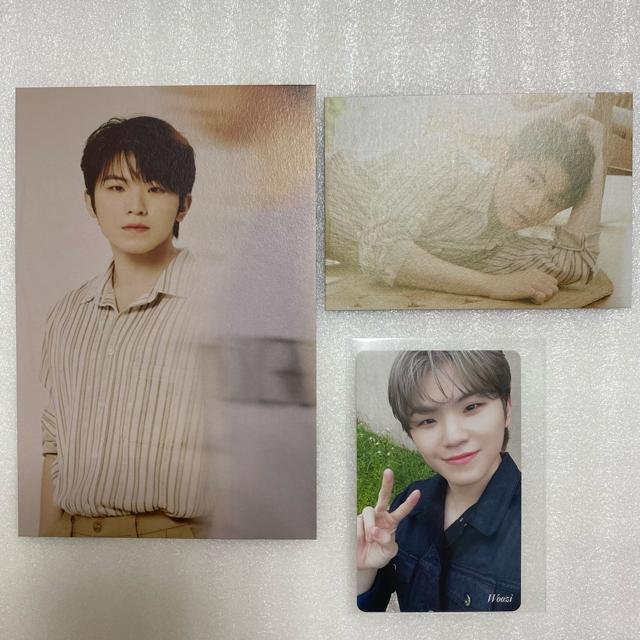SEVENTEEN(セブンティーン)のSEVENTEEN セブチ「Your Choice」ウジセット エンタメ/ホビーのCD(K-POP/アジア)の商品写真