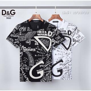 DOLCE&GABBANA - 2枚10000 DOLCE&GABBANA Tシャツ 半袖 #47