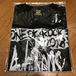 ワンオクロック(ONE OK ROCK)のONE OK ROCK ワンオク Tシャツ スタッフ限定 ドームツアー(ミュージシャン)