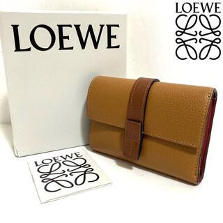 LOEWE - 【正規品】美品✨ロエベ 折財布
