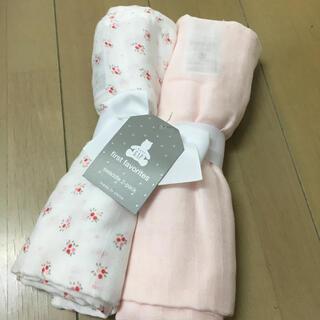 babyGAP - ★新品・タグ付き★ベビーギャップ スワドルブランケット 2枚セット ガーゼ