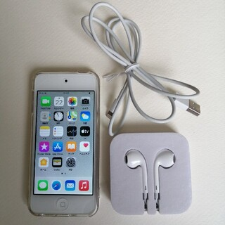 ipod touch 128GB 第7世代 シルバー