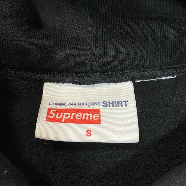 Supreme(シュプリーム)の国内正規‼️18AW SUPREME×コムデギャルソン パーカー‼️ メンズのトップス(パーカー)の商品写真