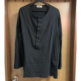 ヨウジヤマモト(Yohji Yamamoto)のyohji yamamoto pour homme 20ss ヘンリーカットソー(Tシャツ/カットソー(七分/長袖))