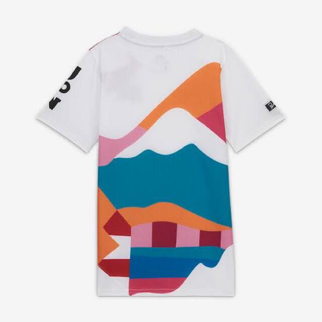 NIKE(ナイキ)の〈NIKE SB〉日本代表 オリンピック 代表 スケボー ユニホーム キッズ メンズのトップス(Tシャツ/カットソー(半袖/袖なし))の商品写真