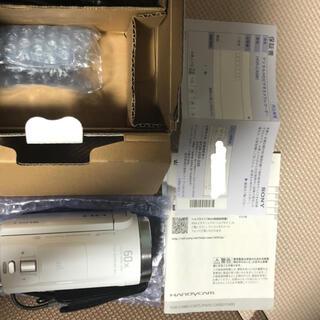 SONY - SONY HDR-CX680(W) ビデオカメラ