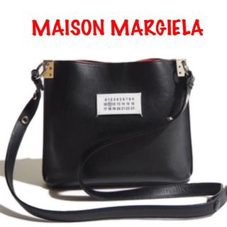 Maison Martin Margiela - マルジェラ5ac★メゾンマルジェラ 11 レザー ショルダーバッグ