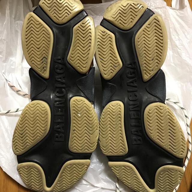 Balenciaga(バレンシアガ)のBALENCIAGA Triple S WHITE メンズの靴/シューズ(スニーカー)の商品写真