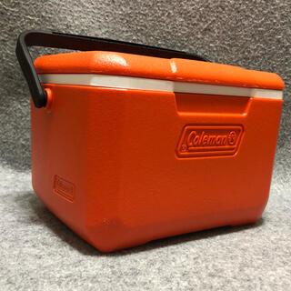 コールマン ミニクーラーボックス 5QT 4.7L オレンジ テイク6