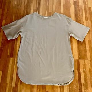GU - GU カーキチュニック・Tシャツ