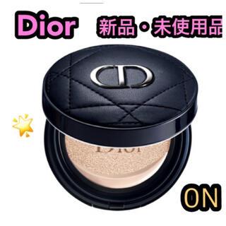 Dior - 新品 ディオールスキン フォーエヴァー クッション / 0N ニュートラル