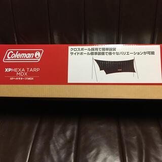 Coleman - コールマンColeman XPヘキサタープMDX 直営店限定カラー