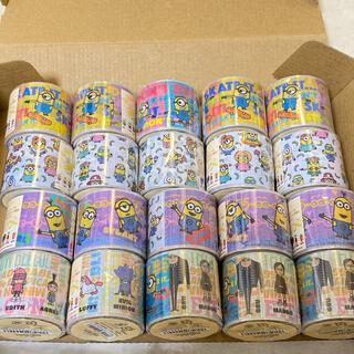 USJ - ミニオン 養生テープ 4m×20個 ユニバーサル まとめ売り