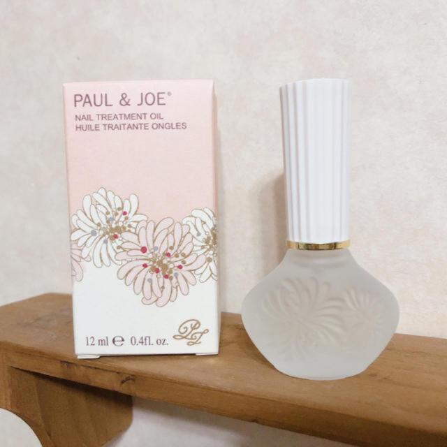 PAUL & JOE(ポールアンドジョー)のPAUL & JOE ネイルオイル コスメ/美容のネイル(ネイルケア)の商品写真
