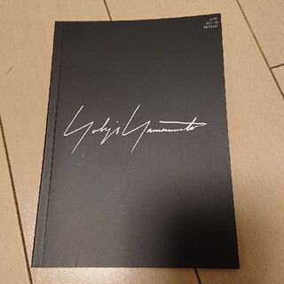 ヨウジヤマモト(Yohji Yamamoto)のヨウジヤマモト ルックブック(Tシャツ/カットソー(七分/長袖))
