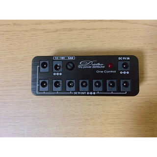 One Control Distro All In One Pack Black(エフェクター)