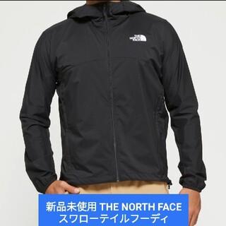 THE NORTH FACE - 新品未使用 THE NORTH FACE スワローテイルフーディ XL ブラック