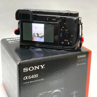 SONY - ソニーa6400