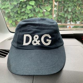 DOLCE&GABBANA - DOLCE&GABBANAキャップ帽子D&G