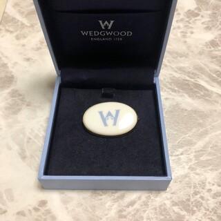 ウェッジウッド(WEDGWOOD)のWEDGWOOD ブローチ(ブローチ/コサージュ)