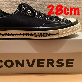 FRAGMENT - 28cm    converse×moncler×fragment 新品正規