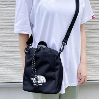 ザノースフェイス(THE NORTH FACE)の新品未使用 韓国正規品 ノースフェイス バケットバッグ ショルダーバッグ クロス(ショルダーバッグ)