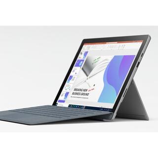 マイクロソフト(Microsoft)の未開封Surface Pro7+ 11世代i5/8GB/128GB(ノートPC)